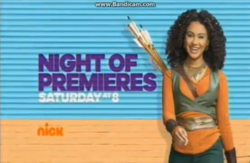 A Night of Premieres