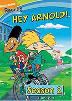 Hey Arnold DVD = S2