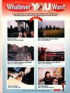 Traveling Zelda contest Nickelodeon Magazine September 2003