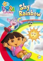 Dora the Explorer Shy Rainbow DVD