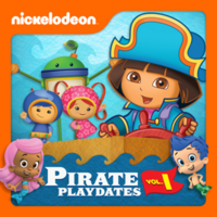 Nickelodeon - Pirate Playdates Vol. 1 2012 iTunes Cover