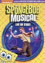 The SpongeBob Musical - Live on Stage! DVD