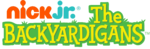 Backyardigans logo 2009