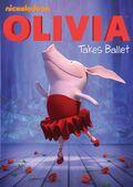 Olivia Takes Ballet DVD