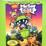 RugratsMovie Laserdisc