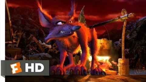 Barnyard (9 10) Movie CLIP - I Smell Fear (2006) HD