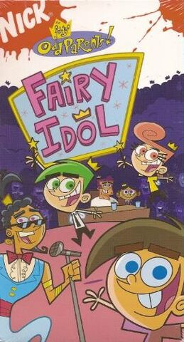 File:Fairy Idol VHS.jpg