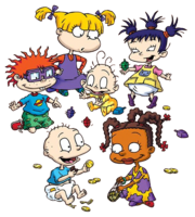 Rugrats group 1