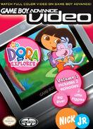 GBA Video Dora the Explorer Vol 1