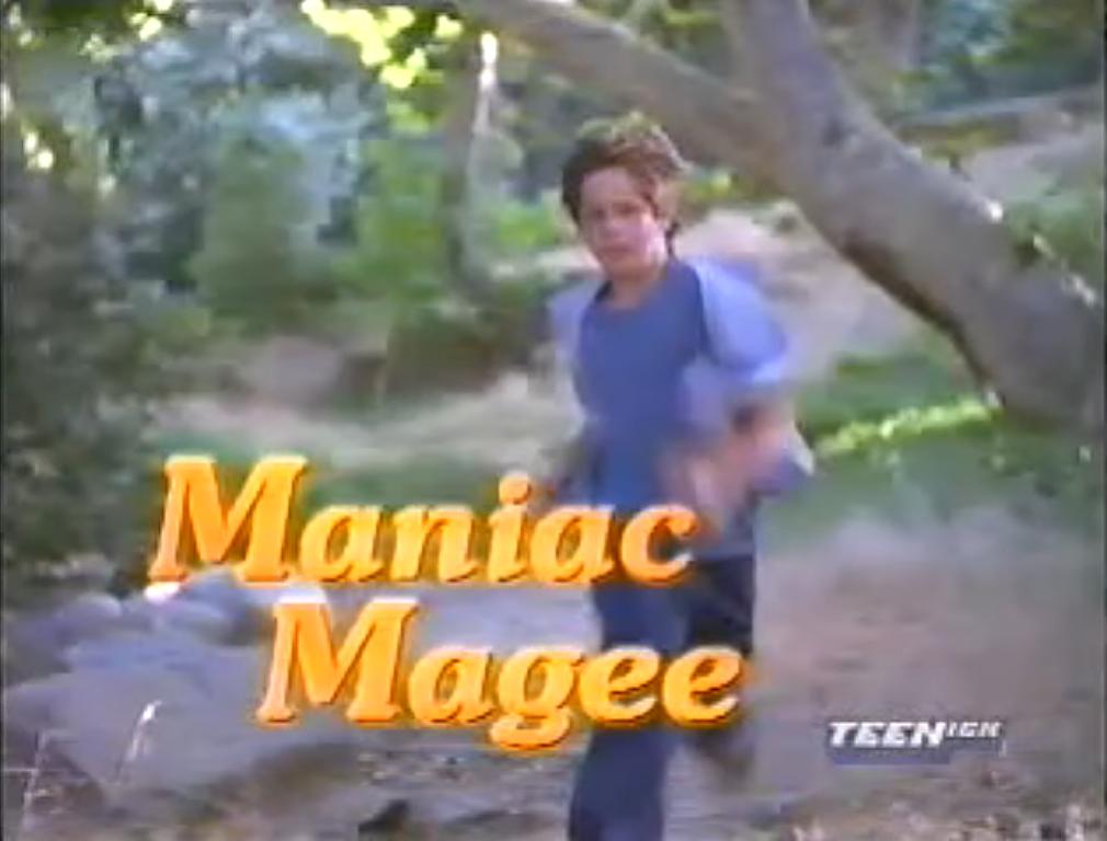 Maniac Magee Nickelodeon Fandom Powered By Wikia