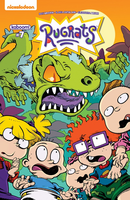 Rugrats 7 Comic Cover Book