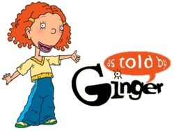 As Told By Ginger Title