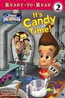 Jimmy Neutron It's Candy Time! Book