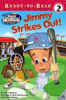 Jimmy Neutron Jimmy Strikes Out! Book