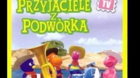 Przyjaciele Z Podwórka(Backyardigans Polonês).