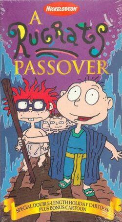 Rugrats Passover VHS