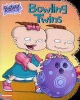 Rugrats Bowling Twins Book