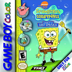 SpongeBobLostSpatula