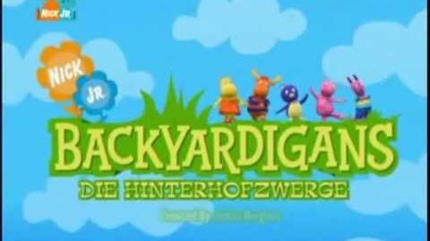 Backyardigans-Die Hinterhofzwerge(Alemão).