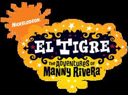 El Tigre The Adventures of Manny Rivera logo