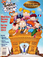 Rugrats in Paris Movie Magazine Nick Mag Presents 2000