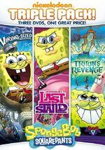 SpongeBob Triple Pack 2