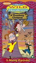 The Wild Thornberrys A Thornberry Christmas VHS
