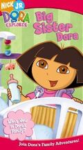 Dora the Explorer Big Sister Dora VHS