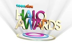 Halo Logo White Large