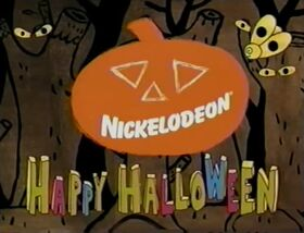 Nickelodeon Halloween logo