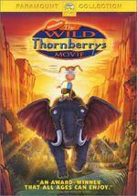 Wild Thornberrys Movie DVD