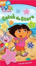 Dora the Explorer Catch the Stars VHS