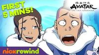 First 5 Minutes of Avatar! 👀 The Last Airbender NickRewind