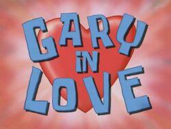 Gary-In-Love