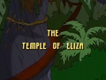 The Temple of Eliza Title