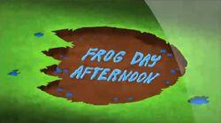 Title-FrogDayAfternoon