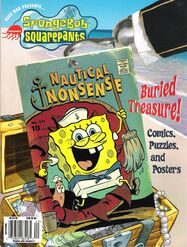 NickMagPresents SpongeBob 3