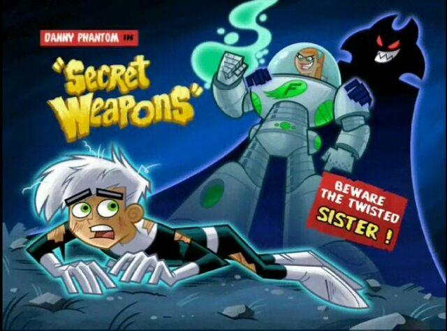 File:Danny Phantom Secret Weapons.jpg