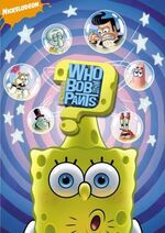 SpongeBob DVD - Who Bob What Pants