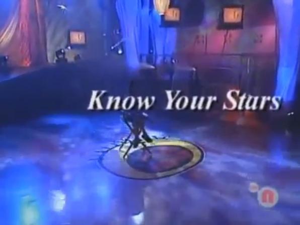 Know Your Stars | Nickelodeon | FANDOM powered by Wikia