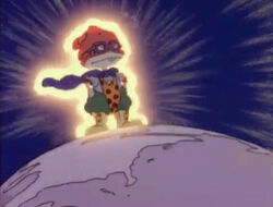 Rugrats Superhero Chuckie
