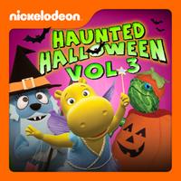 Nickelodeon - Haunted Halloween Vol. 3 2010 iTunes Cover