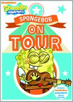 SB SpongeBob on Tour DVD UK
