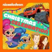 Nickelodeon - Christmas Celebration 2015 iTunes Cover