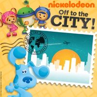 Nickelodeon - Off To The City! 2013 iTunes Cover