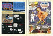 Southern Fried Fugitives NickMag comic April 1996