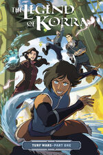 The Legend of Korra Turf Wars Part 1