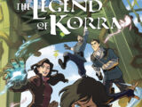 The Legend of Korra (comics series)
