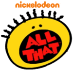 All That logo (with 2009 Nickelodeon wordmark)