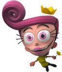 Wanda in CGI